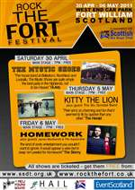 Rock The Fort Festival