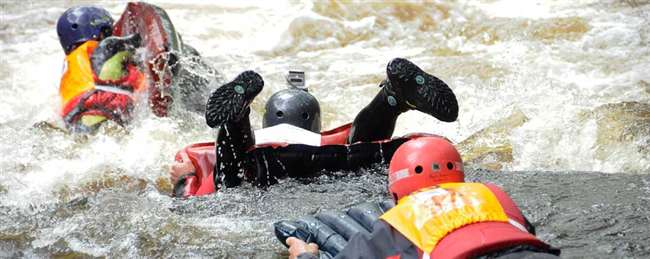 Glen nevis river race - one of the things to do in Fort William