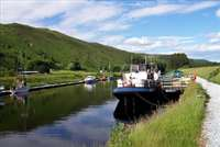 Great Glen Way 3: Laggan Locks to Fort Augustus