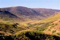 Carn Dearg (Brunachain), Glen Roy