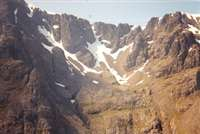 Ben Nevis by the Carn Mor Dearg Arete