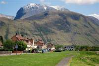 Ben Nevis by the Mountain Track