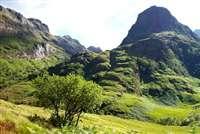 Lost Valley (Coire Gabhail), Glen Coe