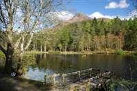 Glencoe Lochan trails