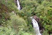Inchree Falls, near Onich