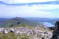 Sgurr a' Mhaoraich, Loch Quoich