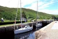 Laggan Locks, near Loch Lochy