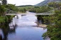 Loch Oich circuit, Invergarry