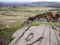 Moine Mhor and Dunadd