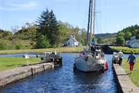 Crinan Canal: Crinan to Ardrishaig
